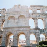 Pula, římský amfiteátr