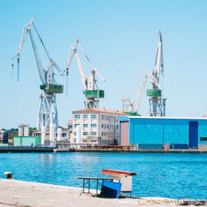 Pula je chorvatský přístav