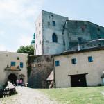 Hrad Buchlov na Chřibech