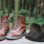 Výbava do lesa