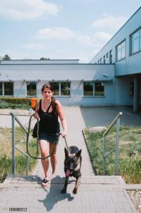 Na veterinární fakultě
