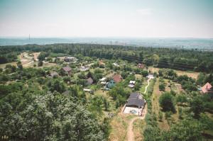 Výhled z rozhledny v Soběšicích