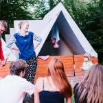Letní tábor v Borači 2015