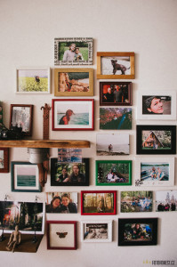 Fotky na zdi Foto Forest
