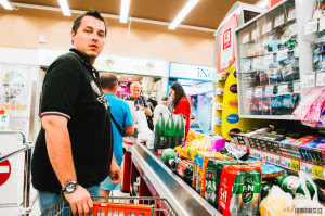 Nakupujeme v Chorvatsku