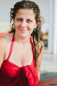 U bazénu v Splendid Resort