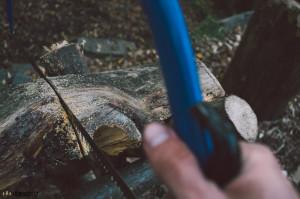 Chystám dřevo k Umíraydě