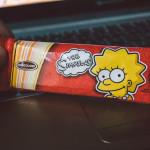 Tyčinka The Simpsons