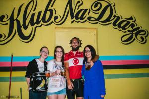 Fixed Beer Brno a Štepek rides to Istanbul