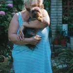 Babička s Rozárkou