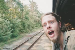Srandičky ve vlaku