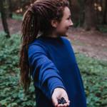Tatiana a lesní plody