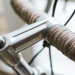 Kožené omotávky na řidítka kola