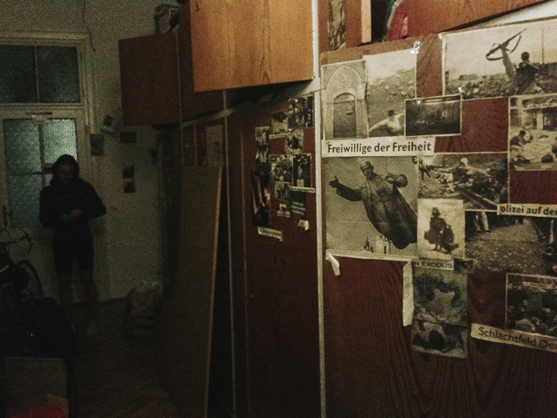 V rakouském bytě