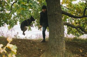 Hledání kešky