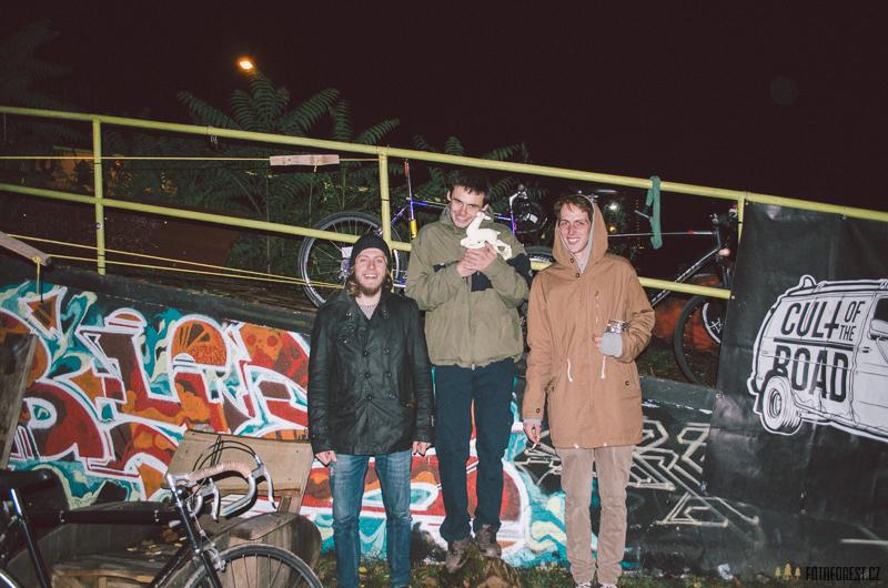 Alleycat Brno vítězové