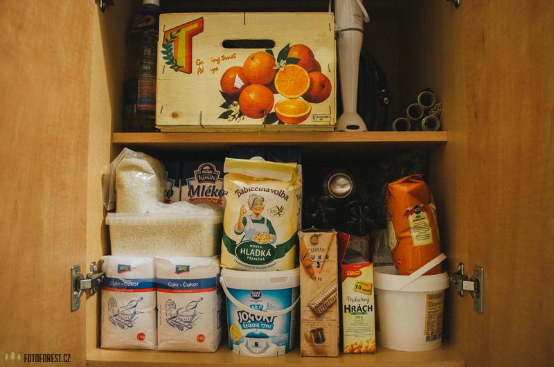 Zásoby potravin
