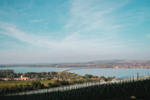 Výhled na Dolní Věstonice