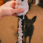 Hračka pro psa - uzel