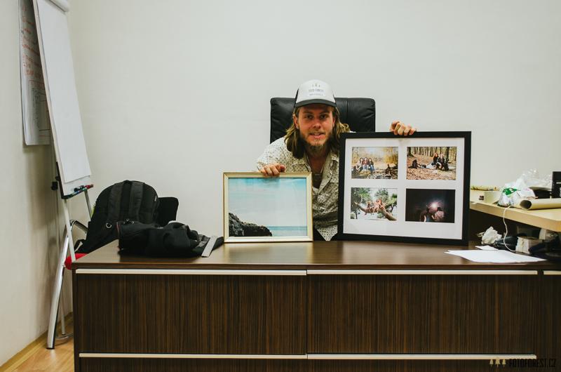 Rámování fotografií Foto Forest