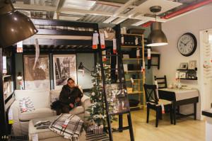 Návštěva Ikea Brno