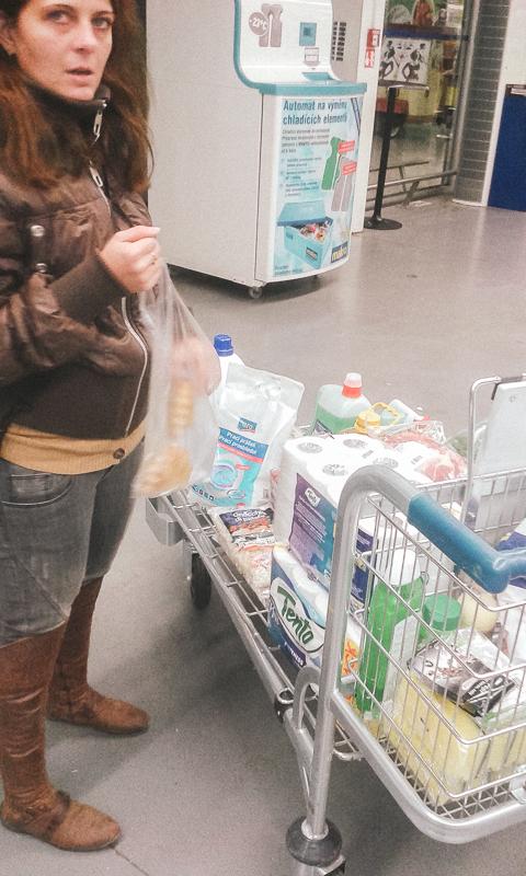 Nakupujeme v Makru