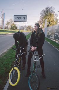 Na kolech v Modřicích