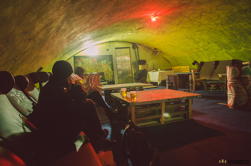 Underground Na Dráze Brno