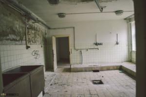 Prádelna bývalé LDN