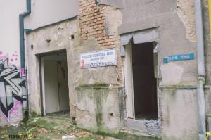 Urbex bývalá LDN Bílovice