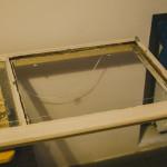 Oprava vyskleného okna