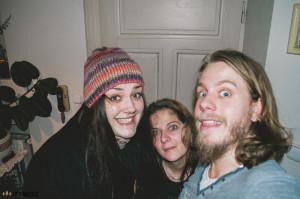 Lucie Bobina, Klára a já