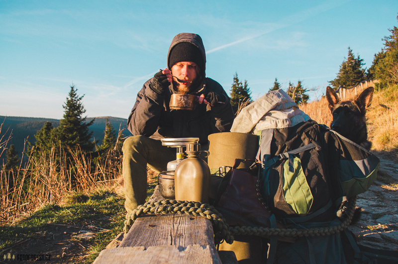 Vaření u Vřesové studánky