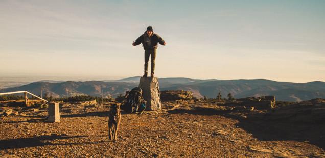 Na hoře Keprník