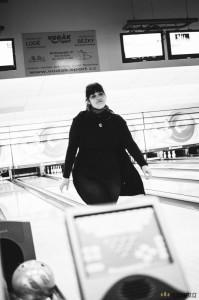Na bowlingu v Cihelně