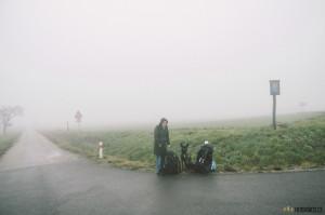 Cesta z Újezdu do Tavíkovic