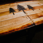Stůl z palet