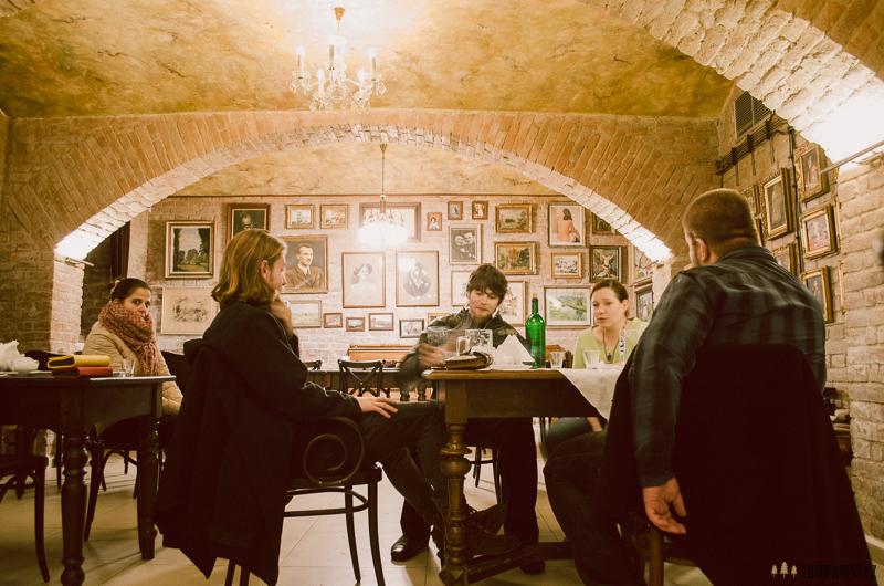 Stern restaurace Brno