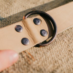 Výroba koženého obojku