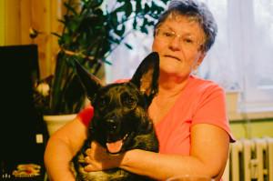 Babička s Bučim