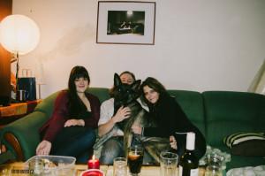Vánoce s přáteli