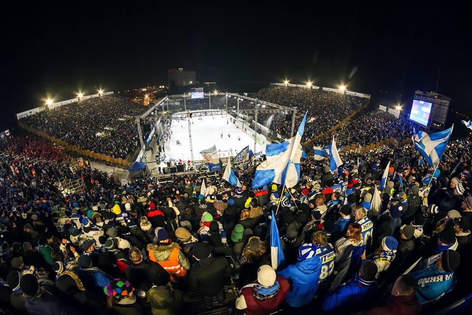 Hokej Kometa za Lužánky rekord
