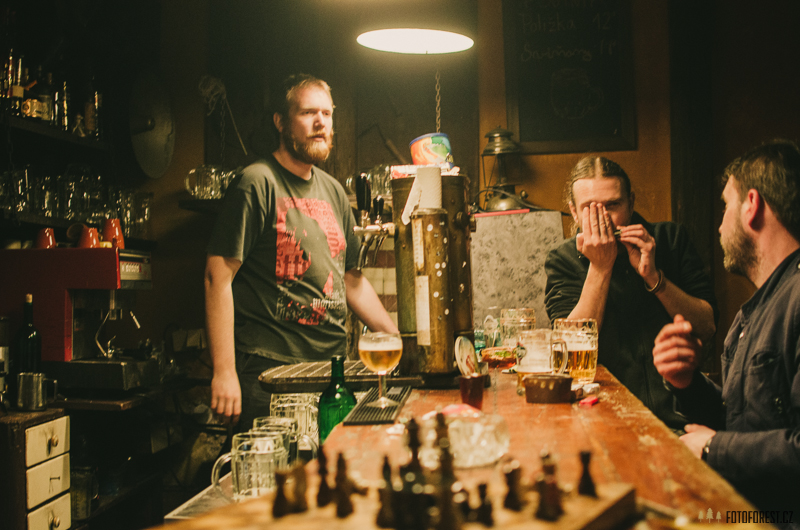 Bar Mýdlo Brno