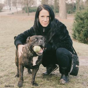 Staffy a Ivana