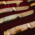 Výstava nožů Brno