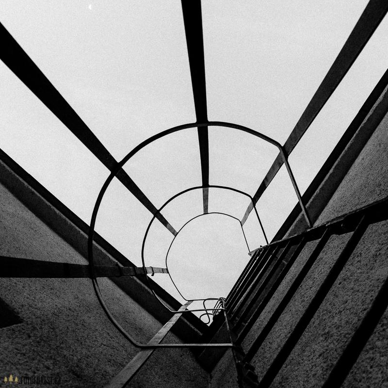 Střešní schodiště