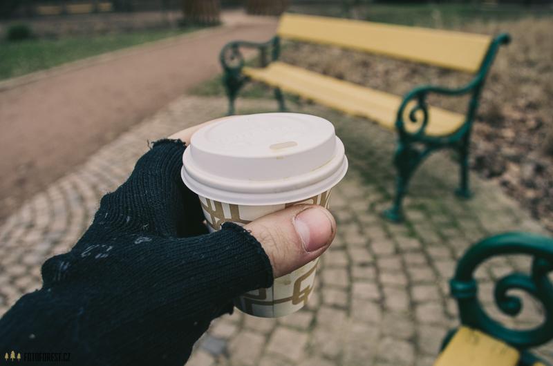 Káva z kavárny Verbena Brno