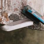 Výroba prvního nože z pilníku