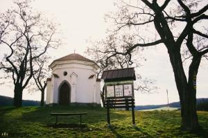 Kaplička Moravské Knínice
