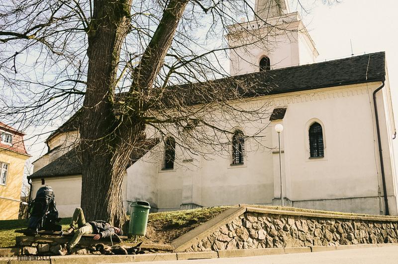 Kostel Moravské Knínice